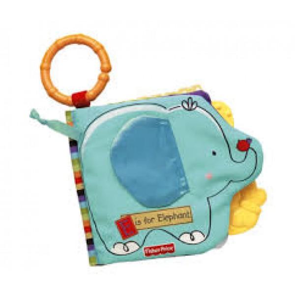 Fisher Price費雪牌動物園玩具布圖書