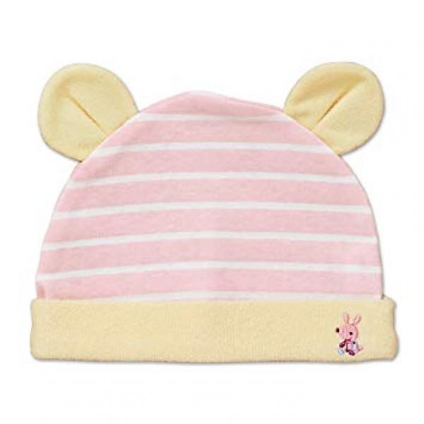 ElfinDoll 嬰兒帽子 – 粉紅