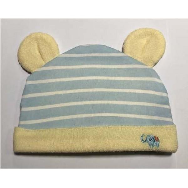 ElfinDoll 嬰兒帽子 – 粉藍