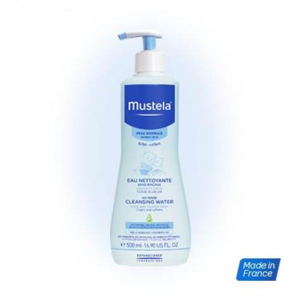 Mustela 潔膚水(不需過水) 300ml