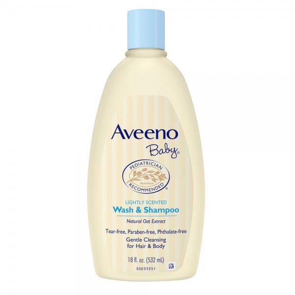 Aveeno Baby嬰兒沐浴洗髮露 (532ml)