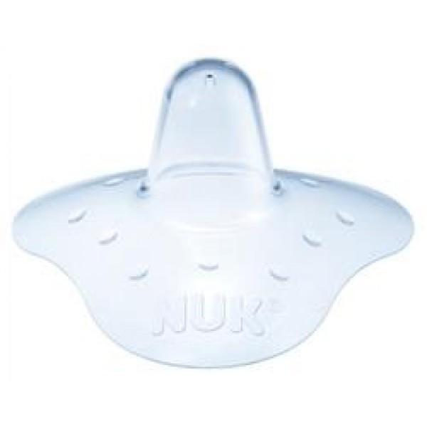 NUK 矽膠乳頭保護膜 (2個裝)