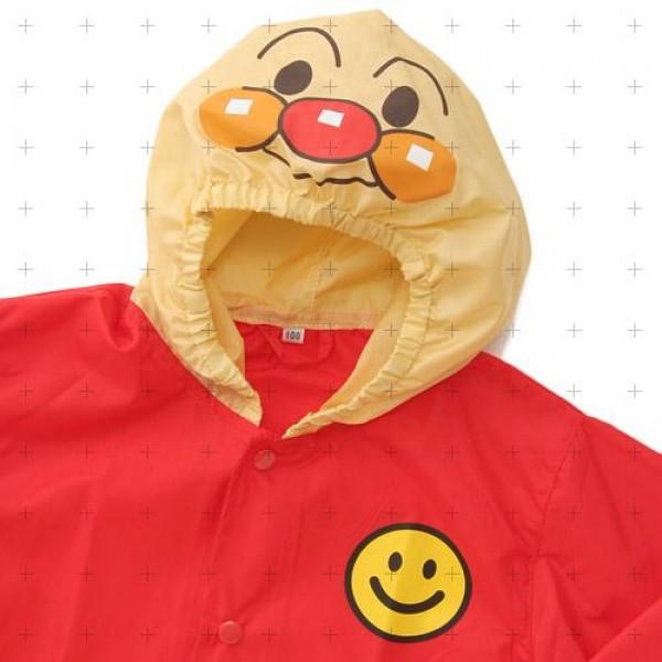 Bandai 麵包超人 兒童雨衣(附收納袋)