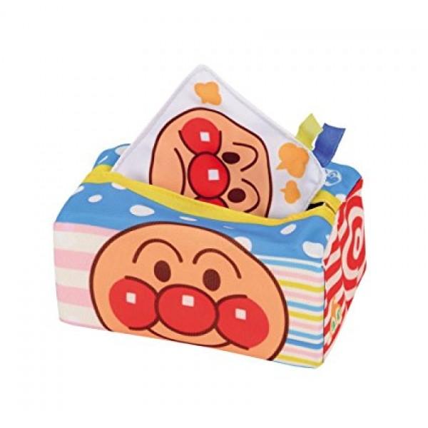 Bandai 麵包超人奇趣紙巾盒玩具