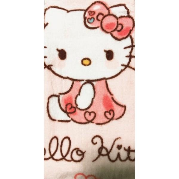 Sanrio Hello Kitty 純棉手巾-款式B (34x75cm)