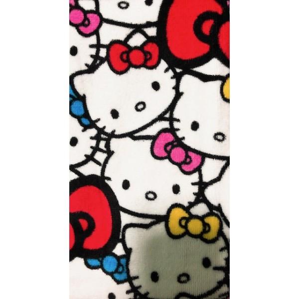 Sanrio Hello Kitty 純棉手巾-款式A (34x75cm)