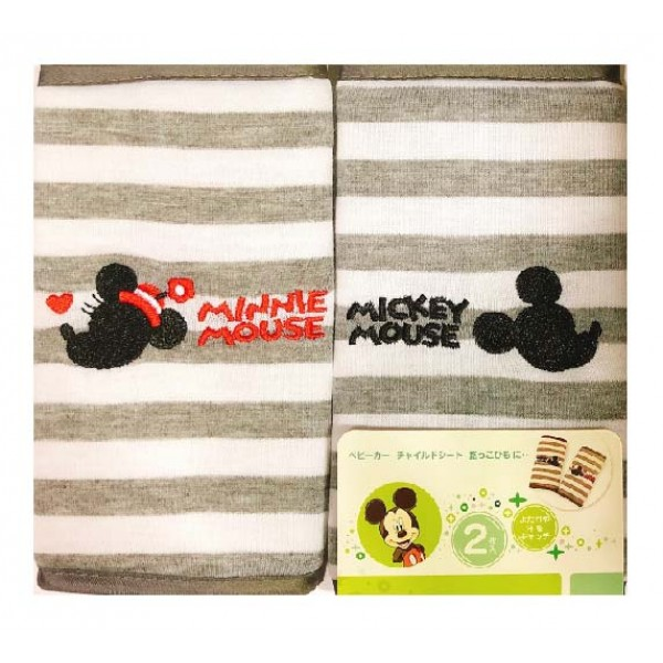 Disney Baby 米奇米妮咬咬巾 (1對)