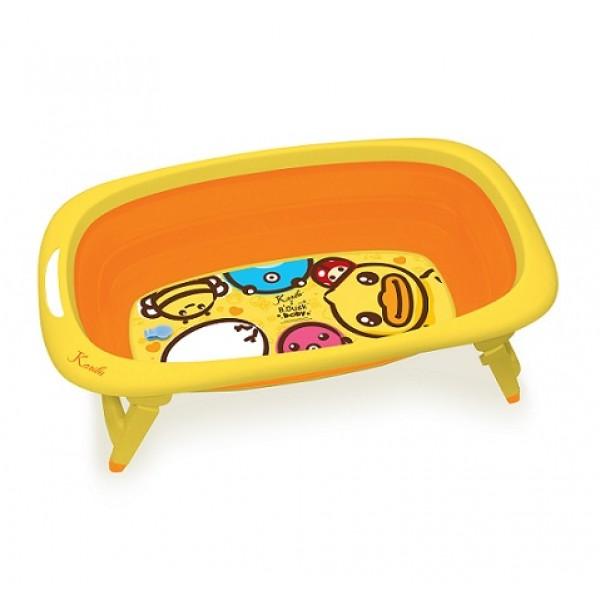 Karibu x B .Duck 摺疊式浴盤