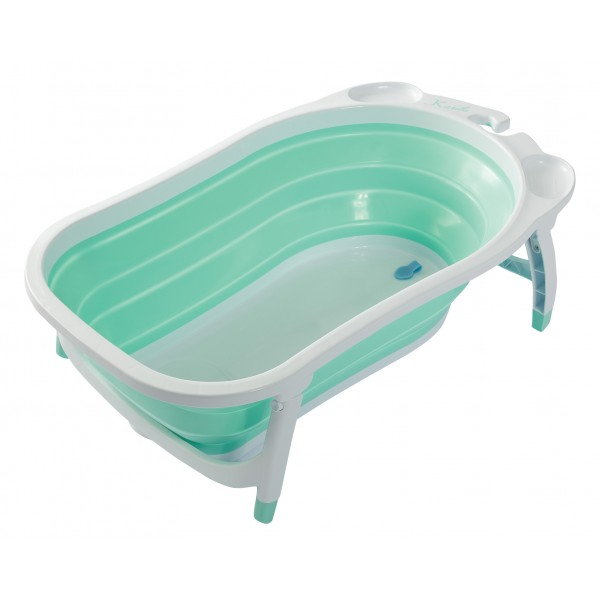 Karibu Compact 摺疊式浴盤 -  湖水綠色