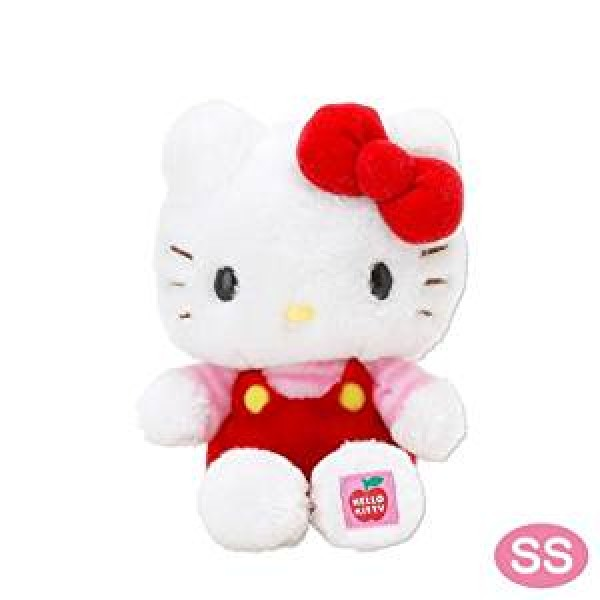 Sanrio Hello Kitty 毛公仔