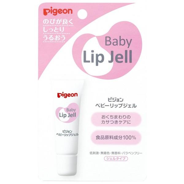 Pigeon 嬰兒保濕護唇啫喱