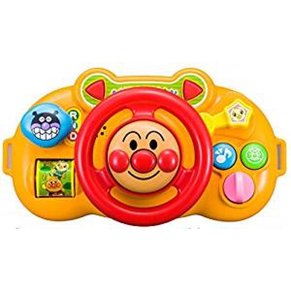 PINOCCHIO 麵包超人嬰兒車玩具軚盤