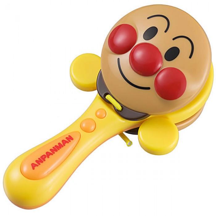 PINOCCHIO  麵包超人歡樂響板玩具