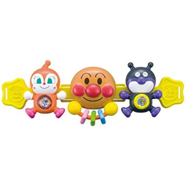 PINOCCHIO 麵包超人嬰兒車玩具遊戲帶