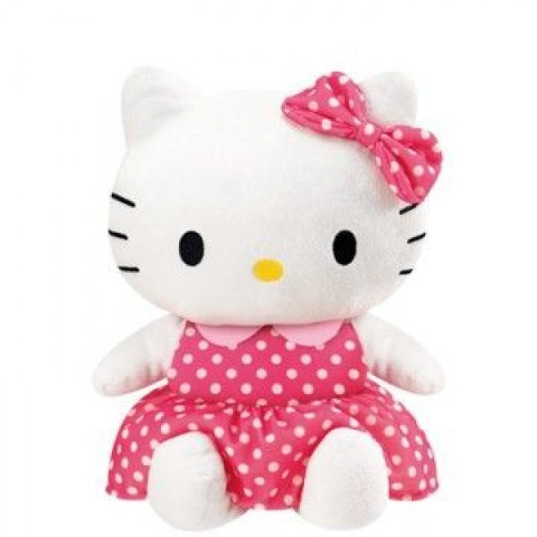 Combi 快樂Hello Kitty發聲公仔