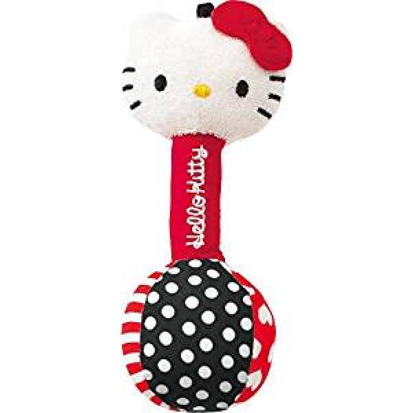 Combi Hello Kitty 布遙鈴玩具