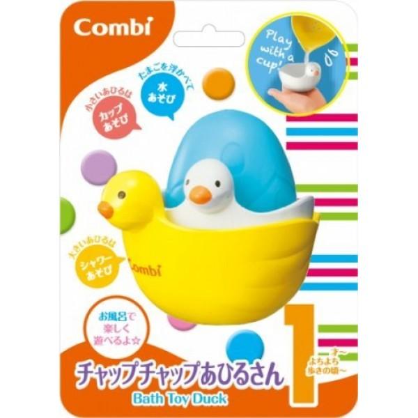 Combi 小鴨子洗澡玩具