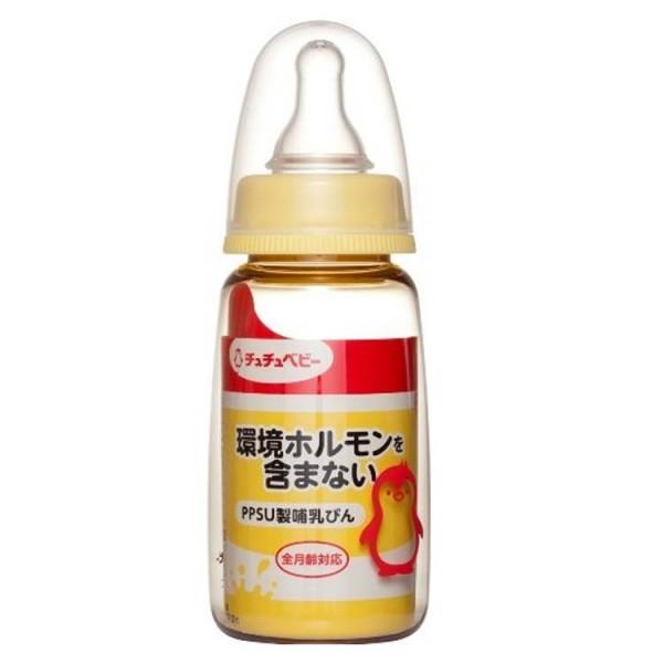 ChuChuBaby PPSU塑膠奶瓶(標準口徑)150毫升,附矽膠奶咀   ❤ 優惠套裝 $199/3個 ❤ [RS]