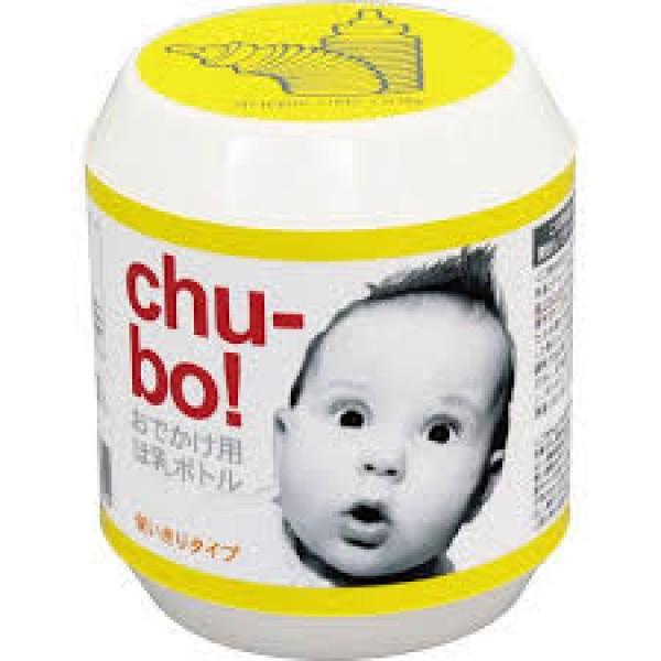 Chu-bo! 即棄型奶樽連奶咀(250ml)