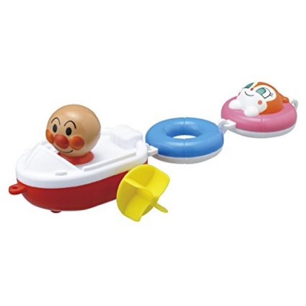 Joy Palette 麵包超人潛艇洗澡玩具 – 藍