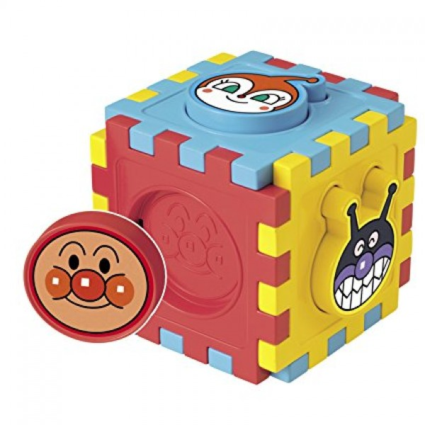 Joy Palette 麵包超人積木盒玩具
