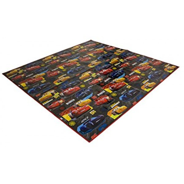 Disney 車王野餐墊 (180x180cm)