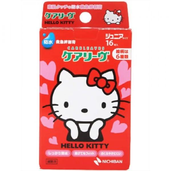 Nichiban Hello Kitty防水膠布(16片)