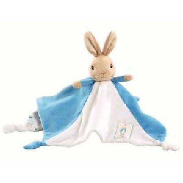 Peter Rabbit 安撫毛毯 - 藍