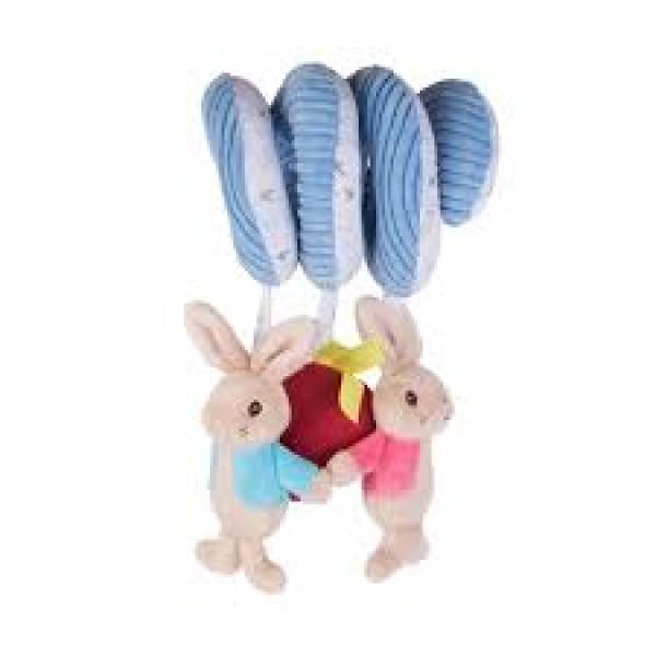 Peter Rabbit 嬰兒床掛邊玩具