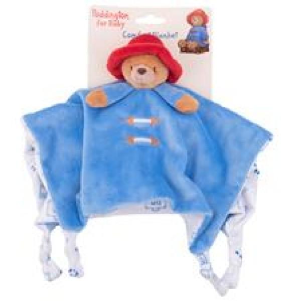 Paddington 嬰兒安撫毛毯