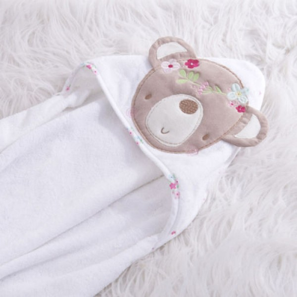 Silvercloud 嬰兒包巾- 甜睡款