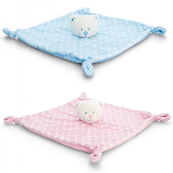 Keel Toys 小熊安撫巾