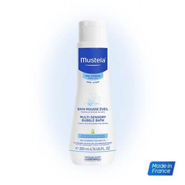 Mustela 泡泡浴露 200ml (有效期Apr2021)