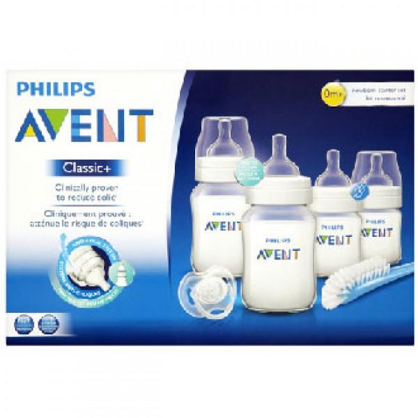 Philips Avent Classic+ 初生奶樽套裝