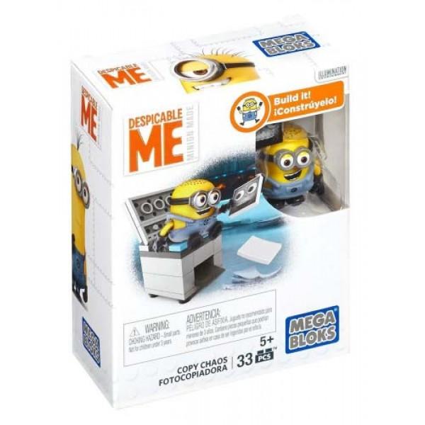 Mega Bloks Minions 小積木 - 影印機