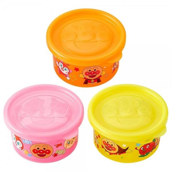 LEC 麵包超人食物盒(3個裝)
