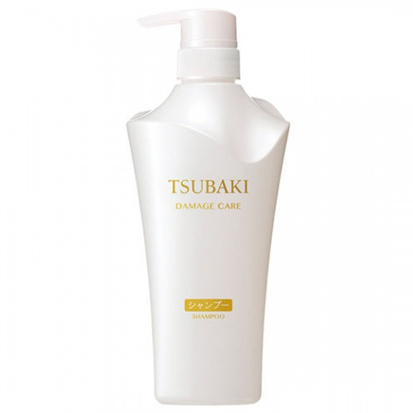 Shiseido資生堂 Tsubaki修護潤澤洗髮露 500ml 樽裝