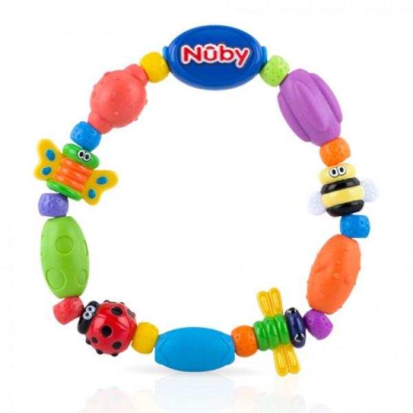 Nuby Bug a Loop 牙膠環