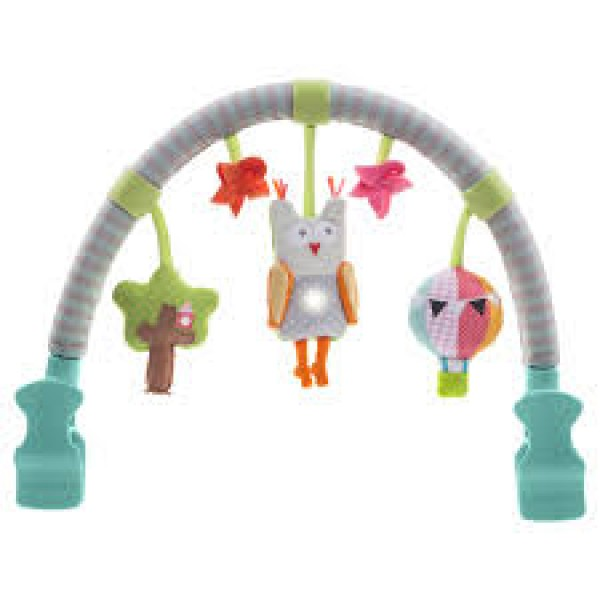 Taf Toys 音樂夾掛式玩具