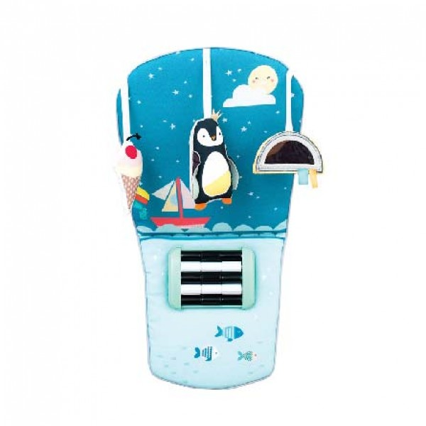 Taf Toys North Pole Feet Fun 汽車玩具