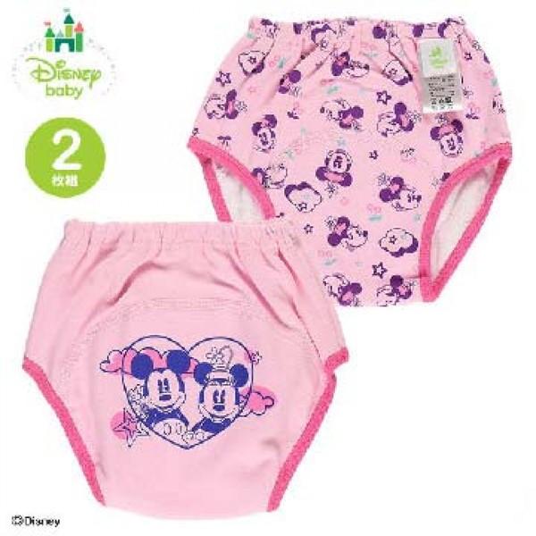 Disney 米妮 三層防水戒片褲 (2枚組)