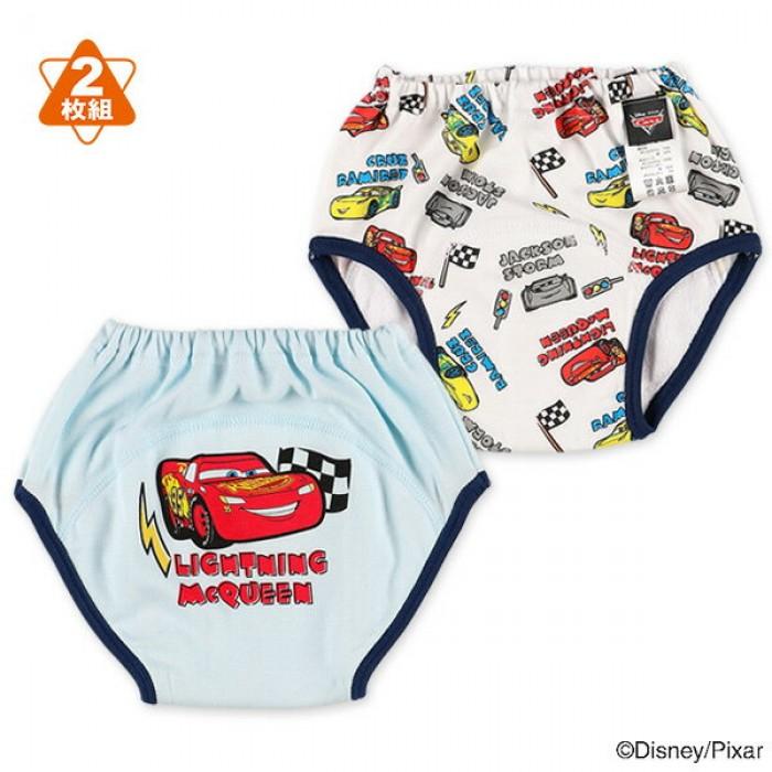 Disney 車王 三層防水戒片褲 (2枚組)