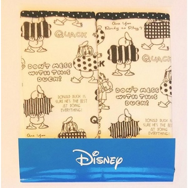 Disney 咬咬巾 – Donald Duck (2枚入)