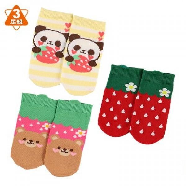 ElfinDoll 嬰兒襪子 9-14cm (3組入)