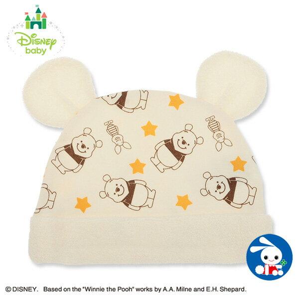 Disney Baby 嬰兒帽子-小熊維尼 (42-44cm)