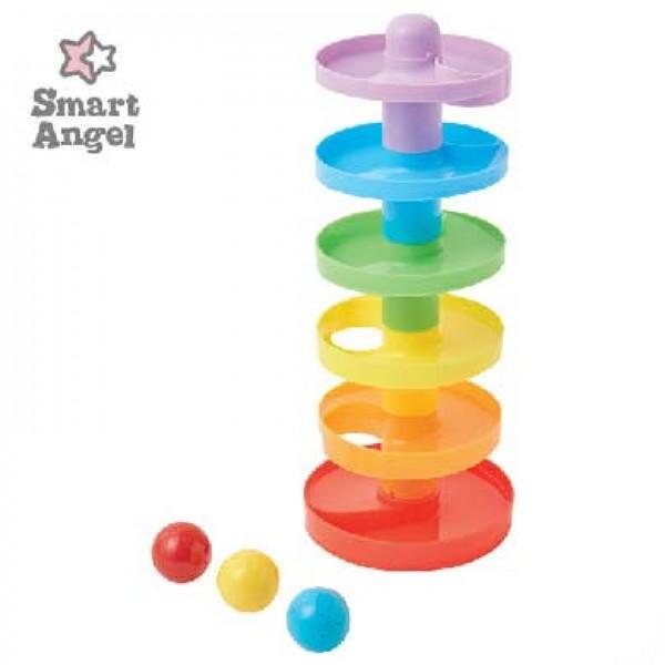 Smart Angel 滾球彩虹塔