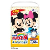 大王GOON x Disney 紙尿褲 大碼 (L) 56片(9~14kg)