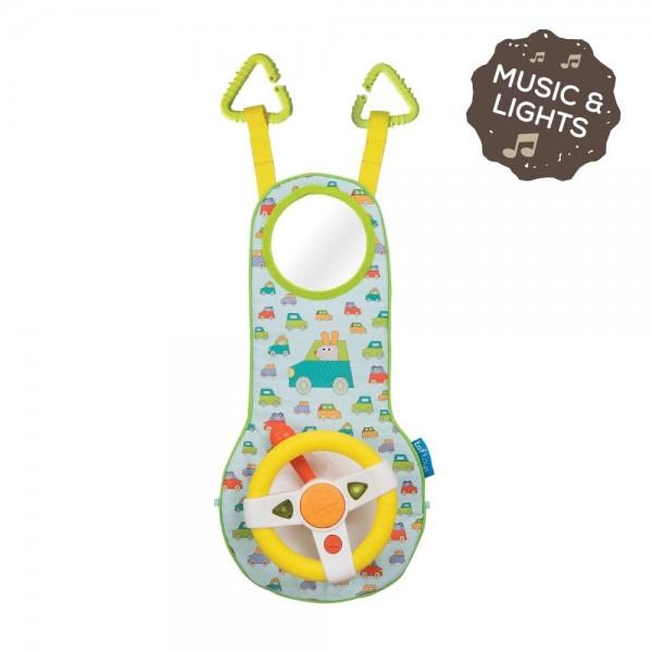 Taf Toys Sounds and Lights 軚盤汽車玩具