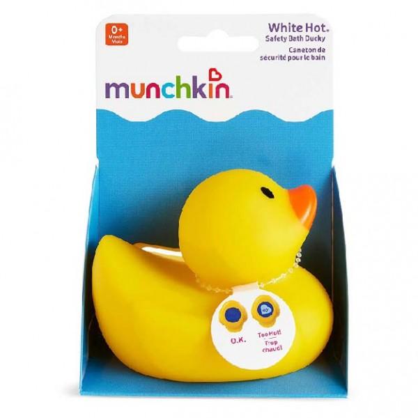 Munchkin安全沐浴鴨仔