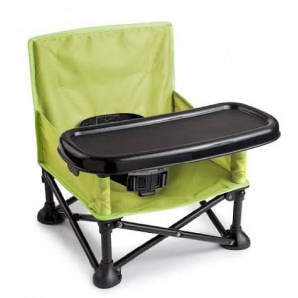 Summer Infant 便携嬰兒摺椅 - 綠